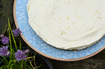 Lemon Chiffon Pie from Forever by Judy Blume