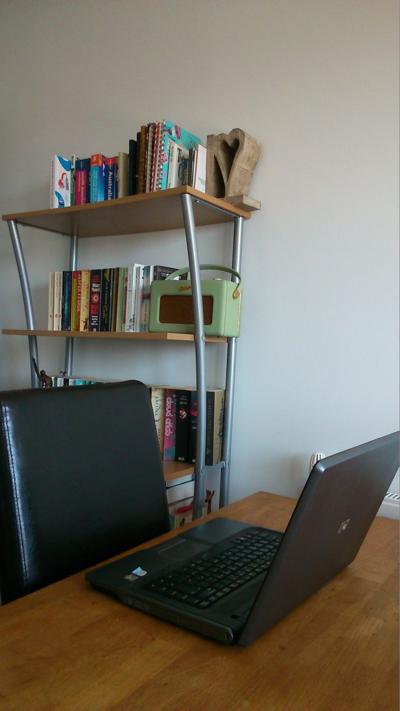 Sarah Holt's Writing Room