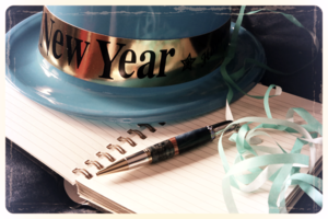Anna Makes Resolutions for 2014