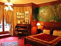 L'Hotel in St-Germain-des-Prés, Paris, France