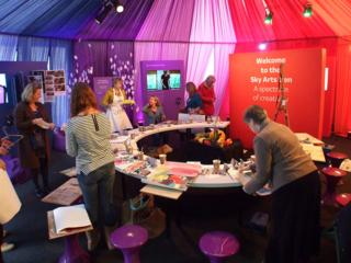 Cheltenham Literature Festival by NelC