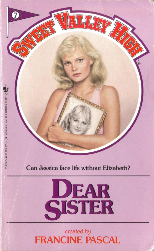 10 Of The Most Dramatic Sweet Valley High Covers Part One