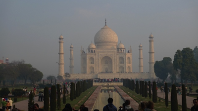 Taj Mahal by Alexandra Potter