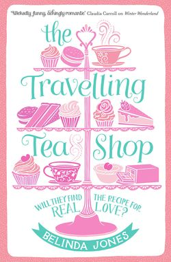 The Travelling Tea Shop by Belinda Jones