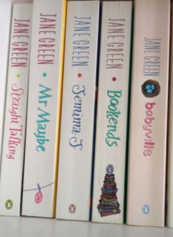 Jennifer's #THISBOOK – Bookends by Jae Green