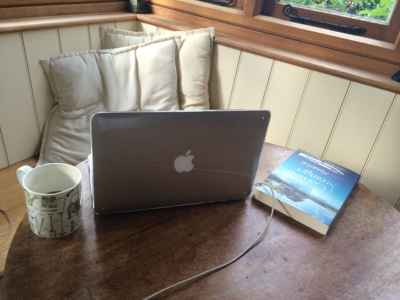 Liz Fenwick's Cornwall Writing Room