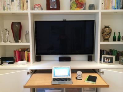 Liz Fenwick's London Writing Room