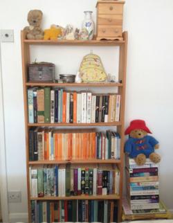Heidi-Jo Swain's Bookcase