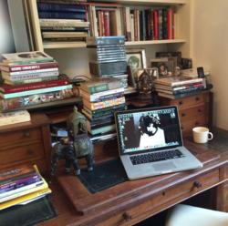 Essie Fox's Writing Room