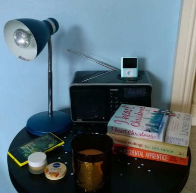 My Bedside Table by Ronke of Ondo Lady