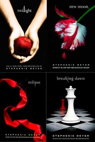 The Twilight Saga by Stephenie Meyer