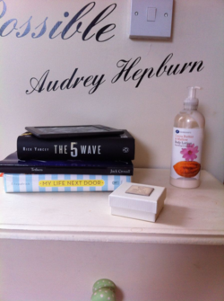 Laura's Bedside Table
