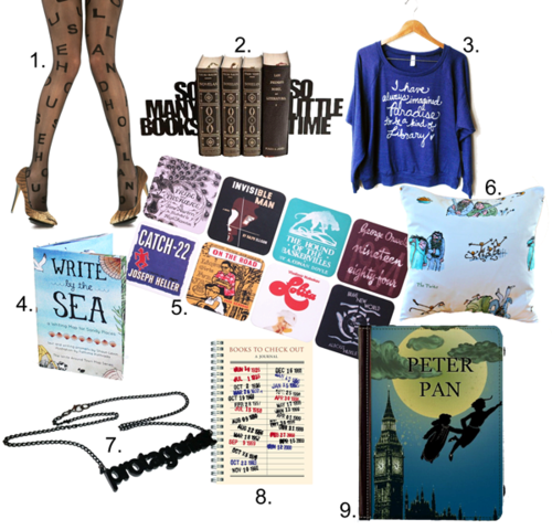 The Bookish Style List