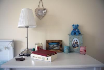 Lisa's Bedside Table