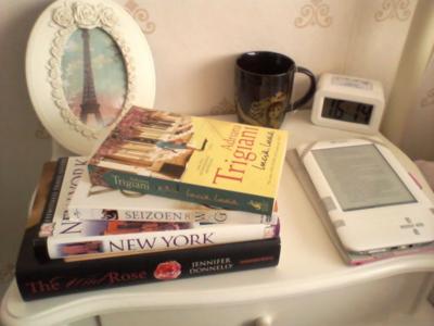 Marjolein's Bedside Table