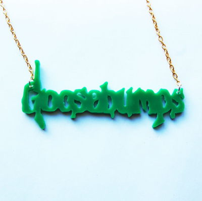 Goosebumps Necklace