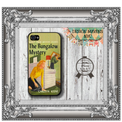 Nancy Drew iPhone Cover