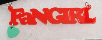 Fangirl Necklace
