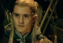 Legolas from Lord of the Rings