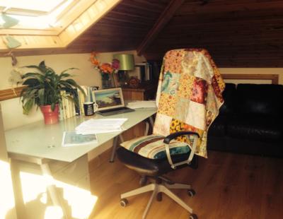 Ciara  Geraghty's Writing Room