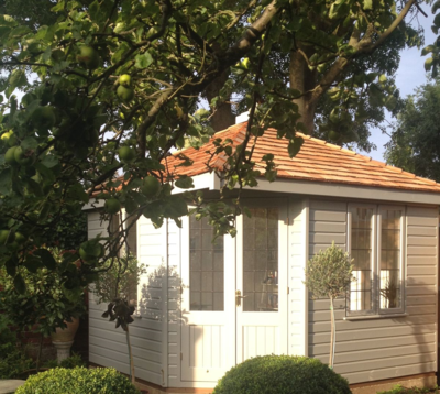 Sarah Morgan's Writing Shed