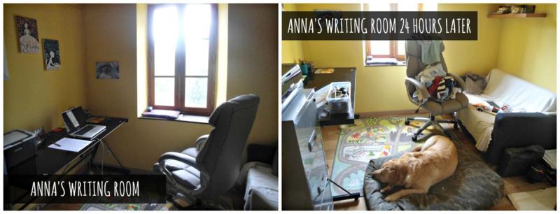Anna's Writing Room