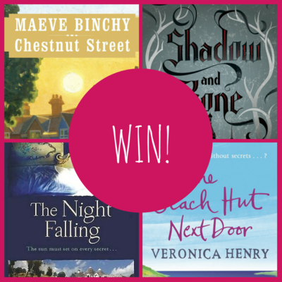 Win! A Huge Bundle of Awesome Books from Orion Books (Plus a Bonus Veronica Henry Scarf and Beach Towel)