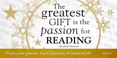 The Greatest Gift is the Passion for Reading