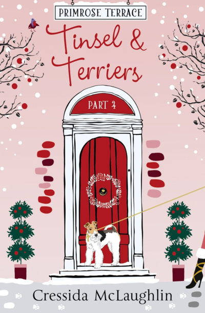 Tinsel and Terriers by Cressida McLaughlin