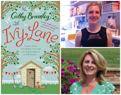Behind the Scenes at a Publishing House – Ivy Lane