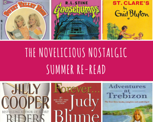 The Novelicious Nostalgic Summer Re-Read