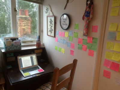 Katie Marsh's Writing Room