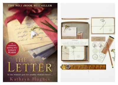 The Letter Giveaway