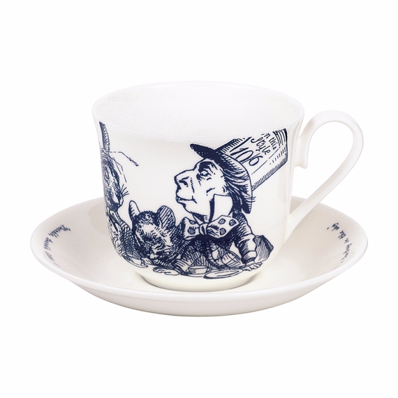 Novelicious the womens fiction blog for readers and writers alice in wonderland teacup fandeluxe Epub