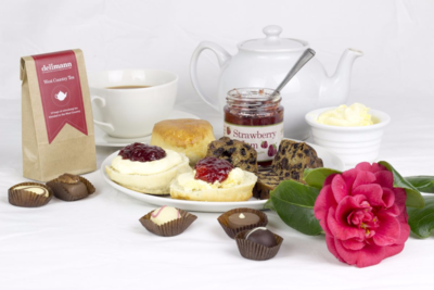 Afternoon Tea from Delimann