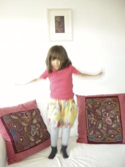 Sanjida's daughter