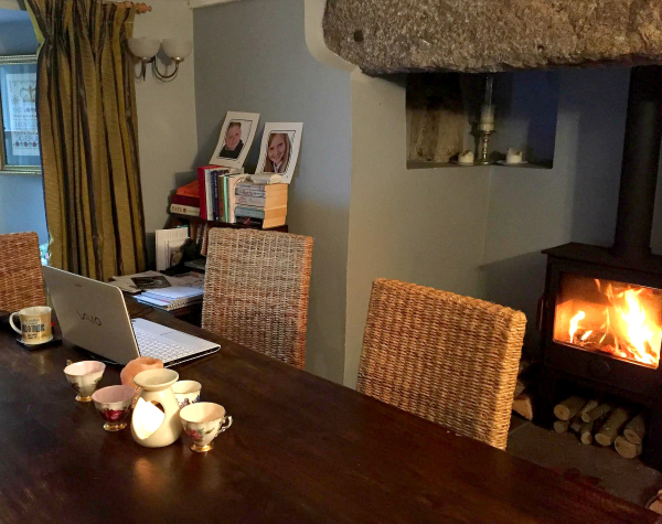 Anna Mansell Writing Room
