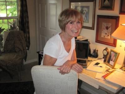 Bette Lee Crosby's Writing Room
