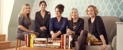 Bailey's Women's Prize for Fiction 2015