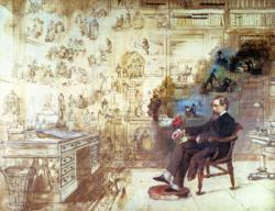 Dickens' Dream by RW Buss
