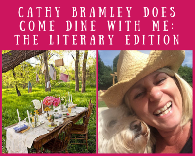 Cathy Bramley Does Come Dine With Me: The Literary Edition