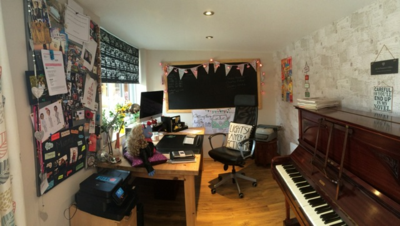 Ali McNamara's Writing Room