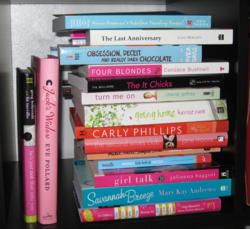 Commercial women's fiction