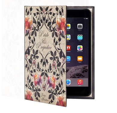Jane_Austen_Pride_and_Prejudice_Apple_iPad_Mini_Case_by_KleverCase