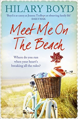 Meet Me on the Beach by Hilary Boyd