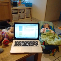 Writing and Little Ones