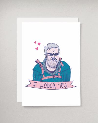 I Hodor You