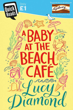 A Baby at the Beach Café by Lucy Diamond