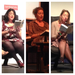 Readings at Henley Literary Festival