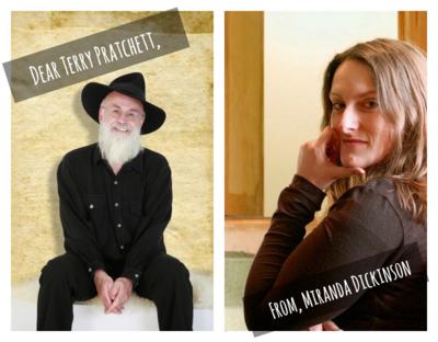 Literary Love Letters Dear Terry Pratchett, From Miranda Dickinson